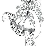 Monster High Coloring Pages to Print for Free Elegant Alexandershahmiri Page 143 Summer Coloring Pages for