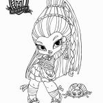 Monster High Colors Inspirational Anna Coloring Page New Drawing for Children Luxury Color Page New