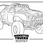 Monster Truck Coloring Book Awesome Monster Truck Coloring Pages Free Printable S Colouring T Book
