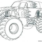Monster Truck Coloring Book Brilliant Construction Trucks Coloring Pages – Hanjiefo