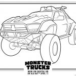Monster Truck Coloring Book Creative Monster Trucks Printable Coloring Pages Coloring Pages