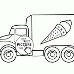 Monster Truck Coloring Book Inspirational Coloring Page Staggering Printable Truck Coloring Pages Dump
