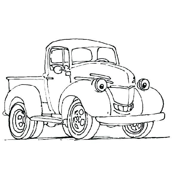 Monster Truck Coloring Book Inspirational Coloring Pages Of Trucks – Best Coloring Pages 2018