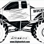 Monster Truck Coloring Book Inspiring Coloring Book World Splendi Monster Truck Coloring Sheet Blaze