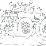 Monster Truck Coloring Book Inspiring Fresh Hot Wheels Monster Truck Coloring Pages – Nicho
