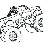 Monster Truck Coloring Book Wonderful Monster Truck Coloring Pages for Boys Kids tonka Free Book