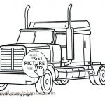 Monster Truck Coloring Book Wonderful Trucks Coloring Pages New 30 Semi Truck Coloring Pages – Coloring