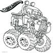 Monster Truck Coloring Pages Awesome Truck Picture to Color – 488websitedesign