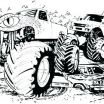 Monster Truck Pictures to Print Best Easy to Draw Monster Truck – Trustbanksuriname