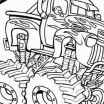 Monster Truck Pictures to Print Excellent Free Monster Truck Coloring Pages Elegant Monster Truck Dragon