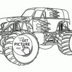 Monster Trucks Printable Coloring Pages Awesome 28 Printable Truck Coloring Pages Download Coloring Sheets
