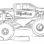 Monster Trucks Printable Coloring Pages Awesome Coloring Page Truck Coloring Pages Admirable Free Printable Dump