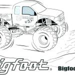 Monster Trucks Printable Coloring Pages Awesome Monster Printable Coloring Pages – Danquahinstitute
