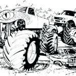Monster Trucks Printable Coloring Pages Best Of Easy to Draw Monster Truck – Trustbanksuriname