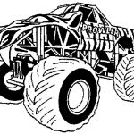 Monster Trucks Printable Coloring Pages Inspirational Monster Jam Coloring Pages Maximum Destruction