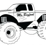 Monster Trucks Printable Coloring Pages New Coloring Pages Garbage Truck – Manyfountains