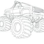Monster Trucks Printable Coloring Pages New Free Printable Lightning Coloring Pages Kids New Free Printable