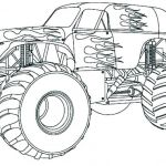 Monster Trucks Printable Coloring Pages New Monster Printable Coloring Pages – Danquahinstitute