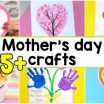 Mother Day Card Coloring Page Brilliant 25 Mothers Day Crafts for Kids Most Wonderful Cards Keepsakes