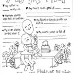Mother Day Coloring Sheet Brilliant 30 Free Mother S Day Prints Celebrate Mother S Day