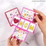 Mothers Day Cards Coloring Creative 25 Mothers Day Crafts for Kids Most Wonderful Cards Keepsakes