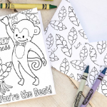 Mothers Day Cards Coloring Inspirational Father S Day Cards – Kudzu Monster
