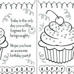Mothers Day Cards Colouring Amazing Birthday Card Birthday Card for Mother In Law Unique Printable
