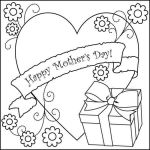 Mothers Day Cards Colouring Beautiful 60 Marvelous for Mothers Day Coloring Cards Image Ideas Graphy