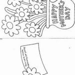 Mothers Day Cards Colouring Best 71 Best Mothers Day Coloring Sheets Images