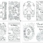 Mothers Day Cards Colouring Best Mothers Day Coloring Card – Sugarbucketink