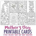 Mothers Day Cards Colouring Excellent Tutkimusmatka Page 22 Excelent Winter Coloring Pages for Kids