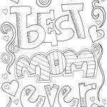 Mothers Day Cards Colouring Inspiration Free Printable Mothers Day Coloring Pages Best Doodle Art Alley