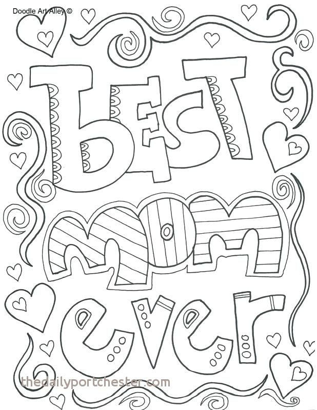 Free Printable Mothers Day Coloring Pages Best Doodle Art Alley