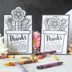 Mothers Day Cards Colouring Inspired Father S Day Cards – Kudzu Monster