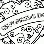 Mothers Day Coloring Card Awesome Coloring Coloring Mom Pages to Print Mothers Day Free Printable