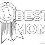 Mothers Day Coloring Card Excellent Free Printable Mother S Day Coloring Pages