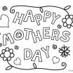 Mothers Day Coloring New Malvorlagen Mothers Day Coloring Pages Wiki Design