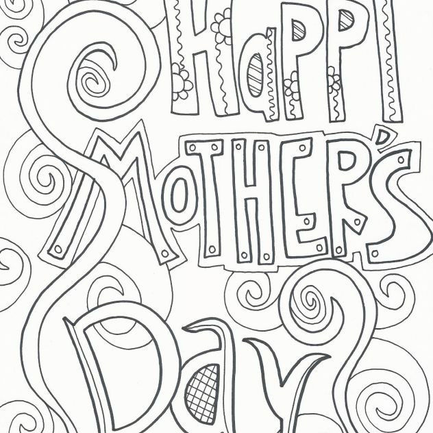 picture about Printable Mothers Day Coloring Page known as 41 Fantastic Images Of Moms Working day Coloring Webpages Absolutely free www