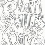Mothers Day Coloring Pages Printable Beautiful 71 Best Mothers Day Coloring Sheets Images
