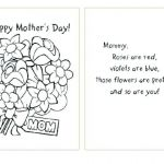 Mothers Day Coloring Pages Printable Wonderful Luxury Happy Birthday Mom Coloring Page
