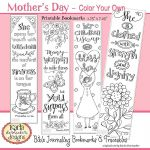 Mothers Day Coloring Sheets for Preschoolers Awesome Proverbs 31 Godly Woman Mothers Day Color Your Own Bible