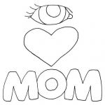 Mothers Day Coloring Sheets for Preschoolers Inspired Mothers Day Coloring Pages Beautiful Happy Mothers Day Coloring