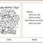 Mothers Day Coloring Sheets for Preschoolers Pretty Elegant Kindergarten Mothers Day Coloring Pages – Howtobeaweso