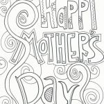 Mothers Day Colouring Pictures Awesome New Mothers Day Coloring Pages for Teens – Kursknews