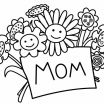 Mothers Day Colouring Pictures Best New Mothers Day Coloring Pages for Teens – Kursknews