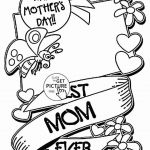 Mothers Day Colouring Pictures Best Printable Mothers Day Coloring Pages Luxury Printable Mothers Day
