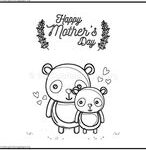 Mothers Day Colouring Pictures Exclusive 26 Mothers Day Coloring Pages Kids Download Coloring Sheets