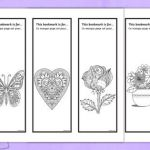 Mothers Day Colouring Pictures Exclusive Happy Mother S Day Mindfulness Colouring Editable Bookmarks