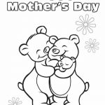 Mothers Day Colourings Inspiration Free Printable Mothers Day Coloring Pages Best Doodle Art Alley
