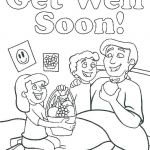 Mothers Day Pictures to Color Elegant Funny Printable Well soon Cards Free – S Lab